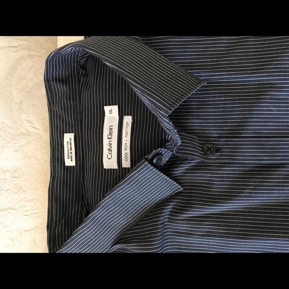 Calvin Klein Other - CALVIN KLEIN COOL-TEC Men's dress shirt